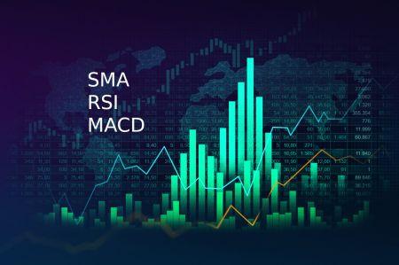 วิธีเชื่อมต่อ SMA, RSI และ MACD สำหรับกลยุทธ์การซื้อขายที่ประสบความสำเร็จใน Olymp Trade