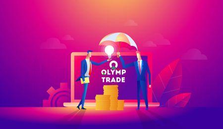 วิธีเข้าร่วมโปรแกรมพันธมิตรและเป็นพันธมิตรใน Olymp Trade