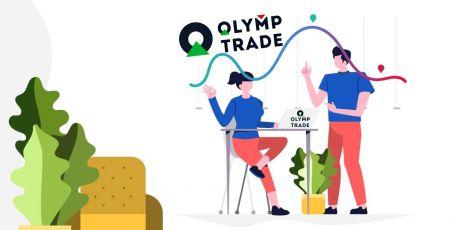 วิธีการค้าขายที่ Olymp Trade